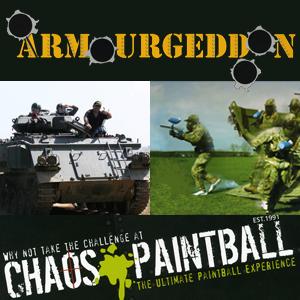 Armourgeddon tank driving