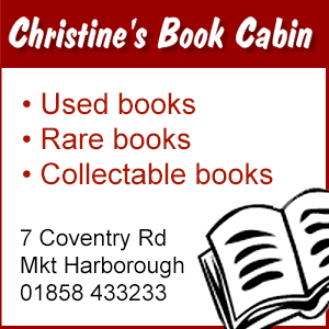 Christines book cabin
