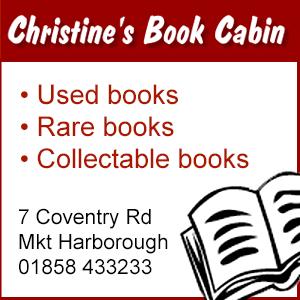 Christines book cabin