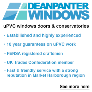 Dean Panter Windows Market Harborough