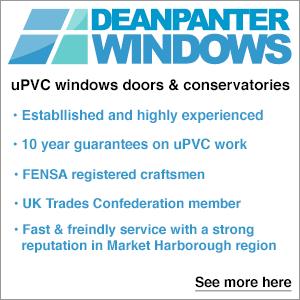 Dean Panter Windows Market Harborough