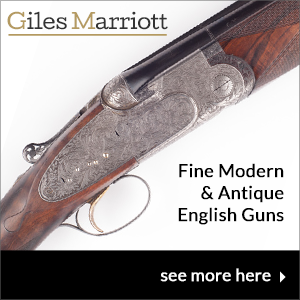Giles Marriott Guns