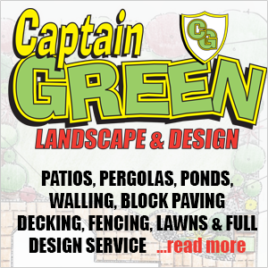 Captain Green Landscape and Design