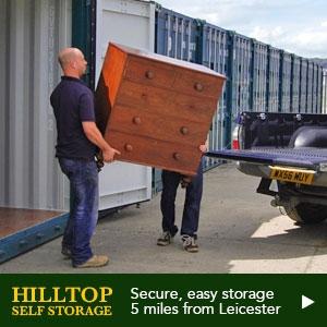 Hilltop Farm Self Storage