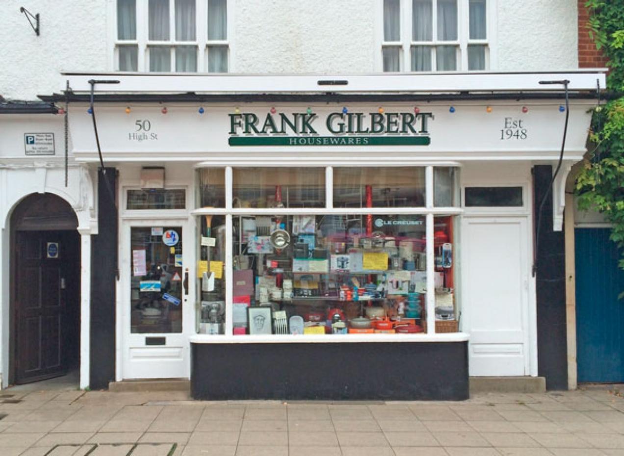 Frank Gilbert