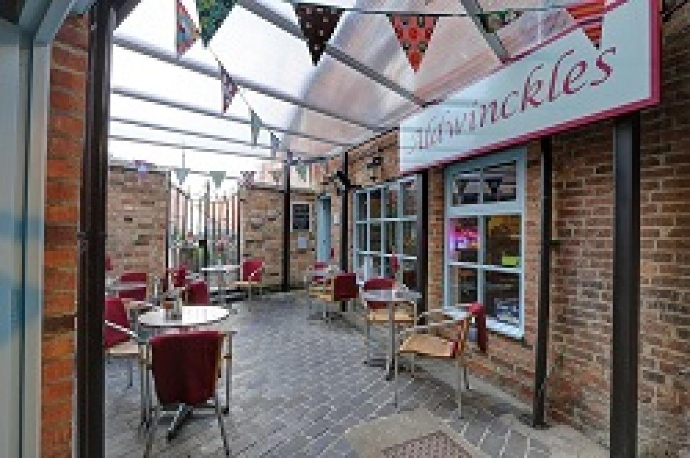 Aldwinckles Coffee Shop