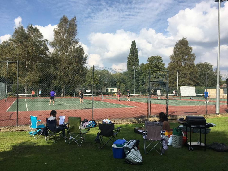 Welland Park Tennis Club