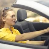 Female Driving Tutor