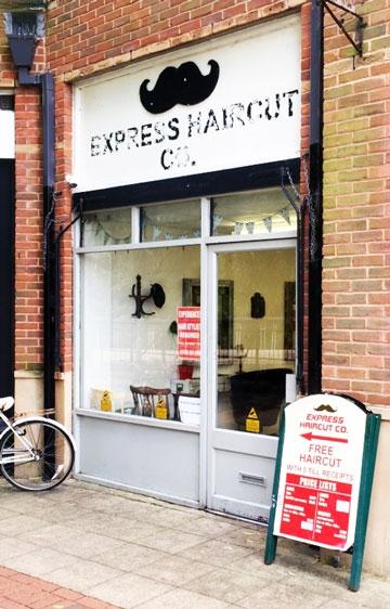 Express Haircut Co.