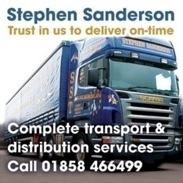 Stephen Sanderson Transport Limited